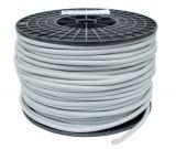 meervoudige kabel grijze mantel 3x 1.5mm² rood-zwart-wit DG3367