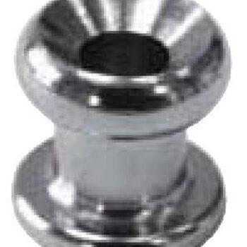 Rvs knop-knoop voor elastiek MS.814210411-10.B