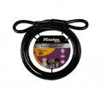 Masterlock kabel 10mm lengte 4.5 meter BEL.740021.B