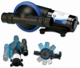 jabsco elektrische membraanpomp 24V EX50890-1100