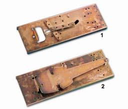 Morse DS-unit met vergrendelkit (voor andere kabels) EX2220