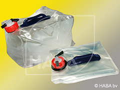 Waspa opvouwbare waterkan 15 liter HAB.2403110.C