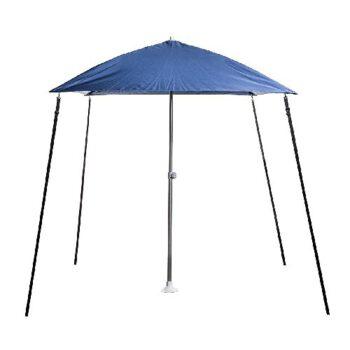 Biminiparasol 200x200cm donkerblauw  XL-A