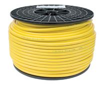 p.v.c kabel geel 3 x 2