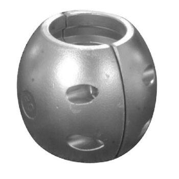Schroefas bolanode zink 22mm BEL.241422.D