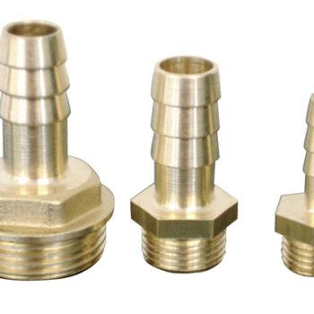 Slangtule-slangpilaar messing  11/2  x 32mm  DG53273832D