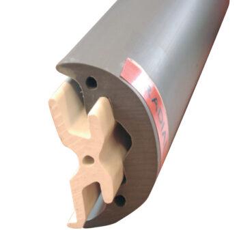 Radial stootlijst hoogte 80mm DG13014025.B