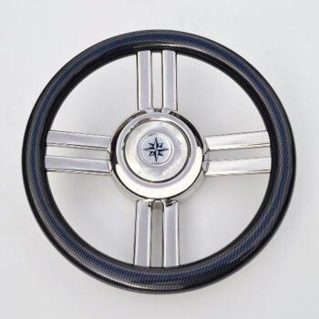 Stuurwiel 35cm sport carbonfiber  SV-E