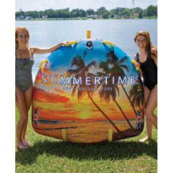 WOW funtube summertime2 152x142cm 2personen MD-E