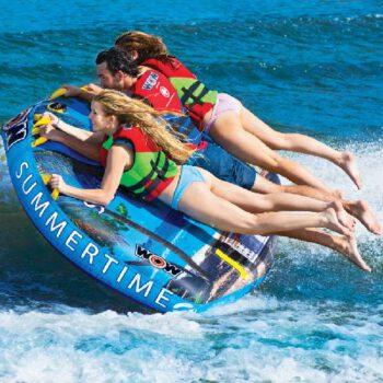 WOW funtube Summertime 3 personen 193x158cm MD-E