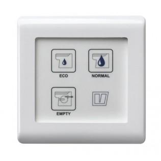 Vetus bedieningspaneel voor TMW12Q toiletten VE.TMWBP.B