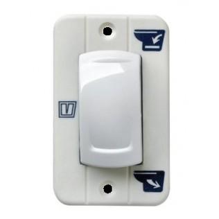 Vetus toiletschakelaar voor T serie toilet VE.TMWBS.B