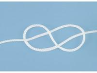 Vlaggenlijn 1mm wit