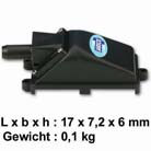kunststof zuigkorf 38mm EX333215